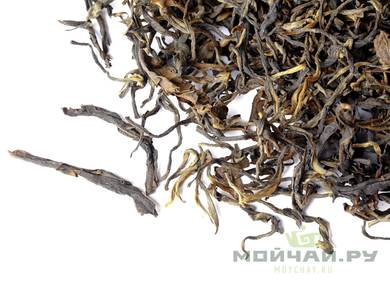 Black Tea Red Tea Nannuoshan Shaigan Hong Cha Red tea from Nannuo mountain big tea trees sun-dried
