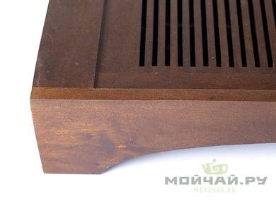 Tea tray hand made  # 20481 wood 4500 ml