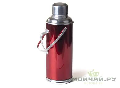 Thermos Chinese classical with a glass bulb 1900 ml