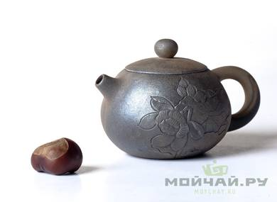 Teapot # 20657 jianshui ceramics  firing 188 ml