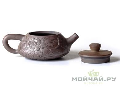 Teapot # 20652 jianshui ceramics  firing 144 ml
