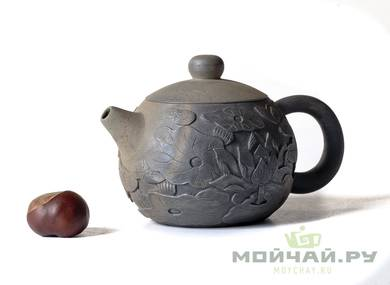 Teapot # 20654 jianshui ceramics  firing 208 ml