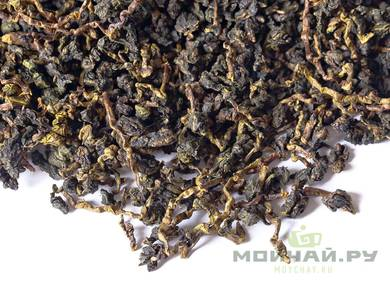 South Fujian Oolongs Yutou Jin Guan In Maocha