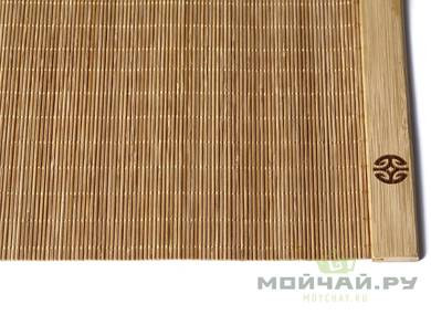 Cha Xi canvas for tea ceremony # 20783 bamboowood