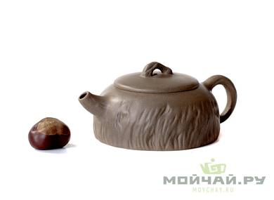 Teapot # 21615 yixing clay 170 ml