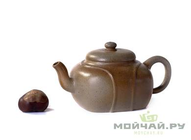 Teapot # 21665 yixing clay 170 ml