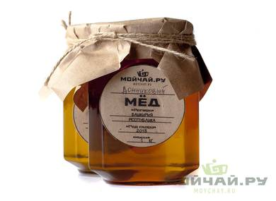 Sweet clover honey Moychaycom 1 kg