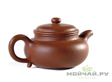 Teapot yixing clay # 13631 180 ml