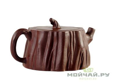 Teapot # 22112 yixing clay 186 ml