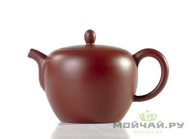 Teapot # 22113 yixing clay 250 ml