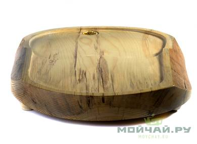 Handmade tea tray # 22841 wood Pine