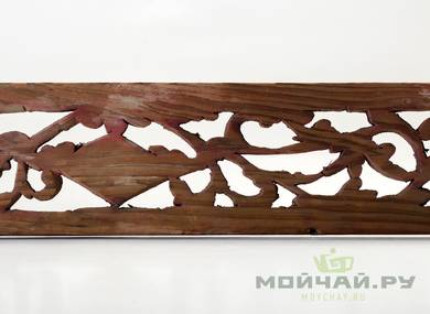 Interior element carving # 23317 wood