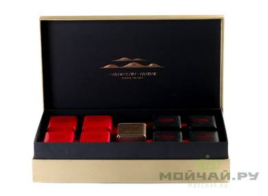 "Gift tea set ""Nine Oolongs"""