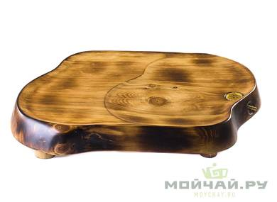 Handmade tea tray # 23703 wood  Cedar