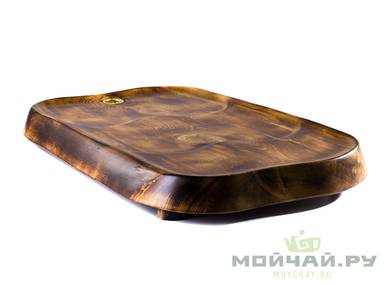 Handmade tea tray # 23684 wood  Cedar