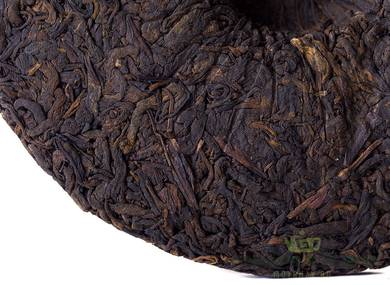 Lincang Shu Puer Moychaycom harvested 2018 pressed 2019 357 g