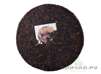 Jin Zhen Shu Cha Puer Tor &Co Moychaycom harvested 2018 pressed 2019 345 g