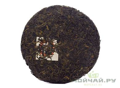 Exclusive Collection Tea Da Hong Yin Qing Bing 1997 aged sheng puer 357 g