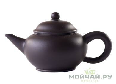 Teapot # 24004 yixing clay 108 ml