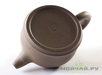 Teapot # 24007 yixing clay 152 ml