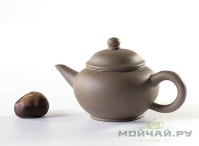 Teapot # 24000 yixing clay 118 ml