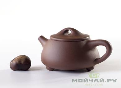 Teapot # 23980 yixing clay 146 ml
