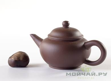 Teapot # 23996 yixing clay 108 ml