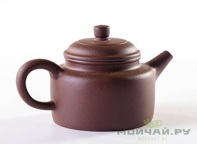 Teapot # 23975 yixing clay 128 ml
