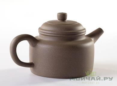 Teapot # 23985 yixing clay 128 ml