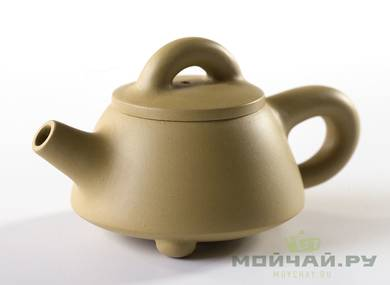 Teapot # 23977 yixing clay 104 ml