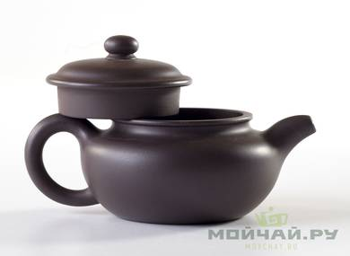 Teapot # 23991 yixing clay 128 ml