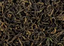 "Black Tea Red Tea Jin Ya Dian Hong Cha Yunnan Red Tea ""Golden Buds"""