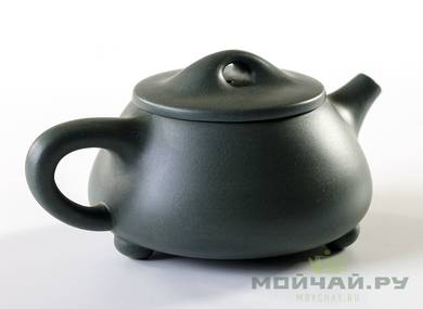 Teapot # 23974 yixing clay 148 ml