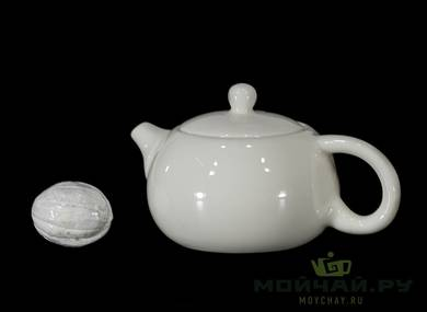 Teapot # 24081 porcelain 180 ml