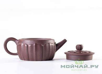 Teapot # 24534 yixing clay 234 ml