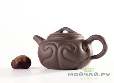 Teapot # 24572 yixing clay 158 ml