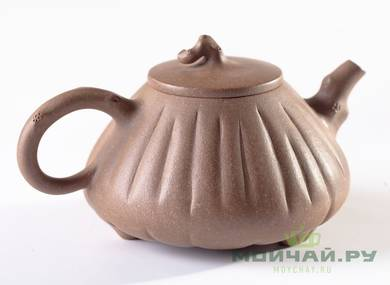 Teapot # 24563 yixing clay 232 ml