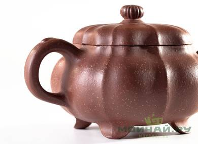 Teapot # 24541 yixing clay 386 ml