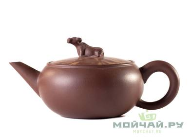 Teapot # 24584 yixing clay 348 ml