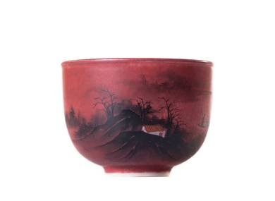 Cup # 24786 ceramic hand painting firing 48 ml