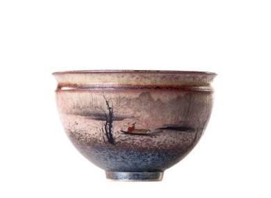 Cup # 24781 ceramic hand painting firing 68 ml