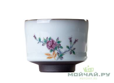 Cup # 24805 ceramichand painting 75 ml