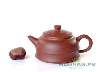 Teapot # 24871 yixing clay 170 ml