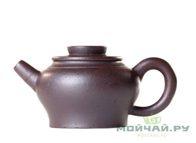 Teapot # 24877 yixing clay 134 ml