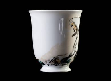 Cup # 25085 hand paintingporcelain 180 ml