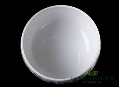 Cup # 25072 hand painting porcelain 150 ml