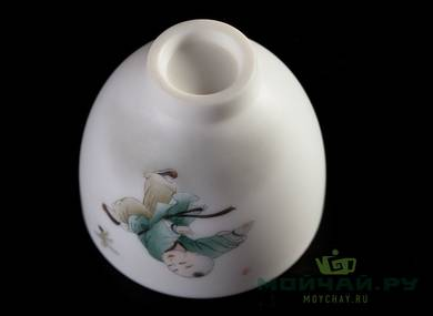 Cup # 25223 porcelain hand painting 135 ml