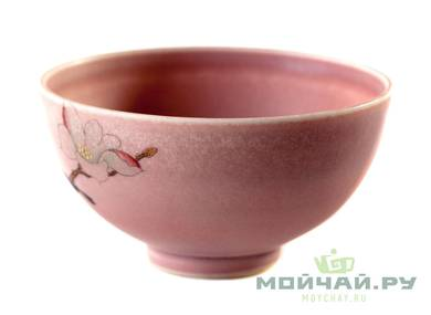 Cup # 25200 porcelain hand painting 85 ml