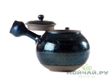 Teapot # 25114  ceramic Jian Zhen 290 ml