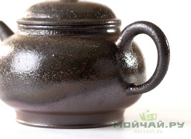 Teapot # 25121 wood firing 240 ml